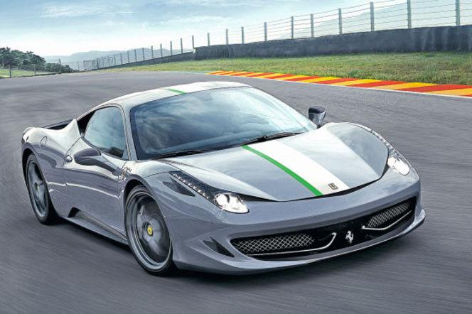 Les futures Ferrari de 2012 et 2013