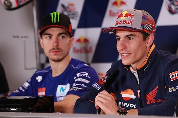 MotoGP - Austin J.2: Viñales partira en tête sans Márquez à l'esprit