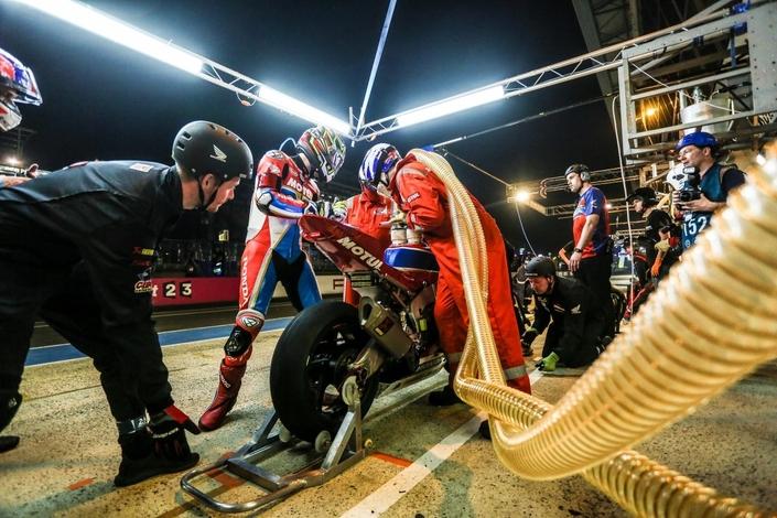 Les 24 Heures Motos du Mans: un podium inédit pour 2018 avec en prime un doublé Honda