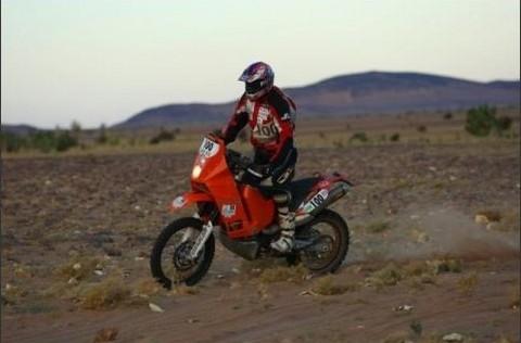 Africa Eco Race étape 9 : Tabrenkout/ Tenadi.