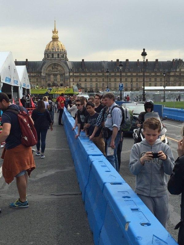 LIVE ePrix Paris 2016 - L'ambiance avant-course : interviews de Nicolas Prost et de Sébastien Buemi (4 vidéos)
