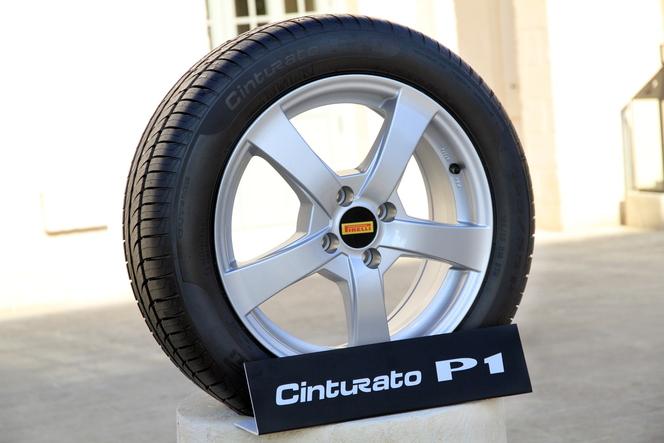 Pirelli fournit la F1 mais pas que : voici le Cinturato P1 pour vous et moi
