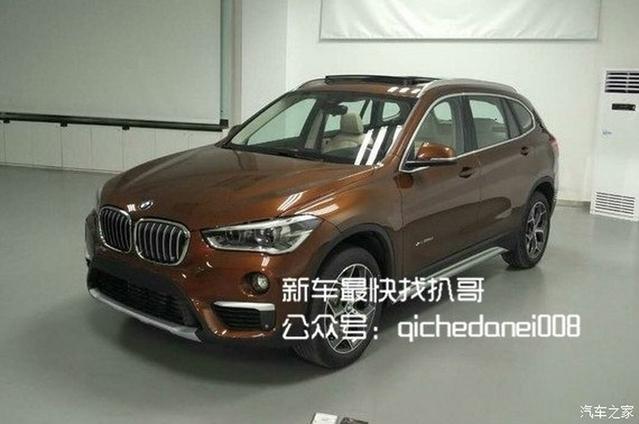 Surprise : le BMW X1 s'étire
