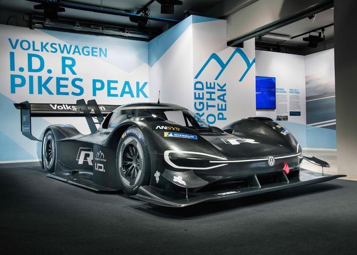Volkswagen dévoile les détails de l'I.D. R Pikes Peak