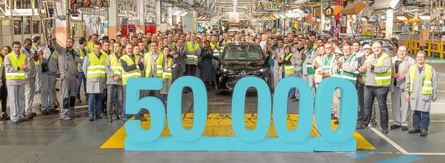 Renault : 50 000 Zoe au compteur