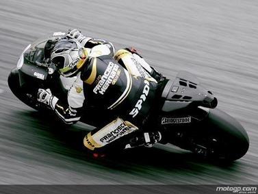 Moto GP - Ducati: Gibernau espère au moins pouvoir terminer le premier Grand Prix