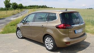Essai - Opel Zafira Tourer 1,6 CDTI : le moteur manquant