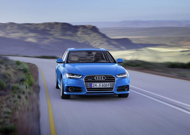 Audi : les A6 et A7 reçoivent un léger rafraîchissement