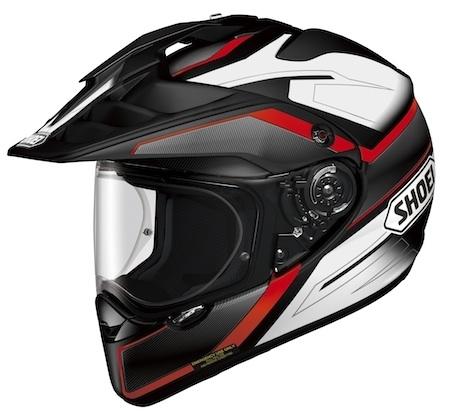 Nouveauté 2015: Shoei Hornet ADV