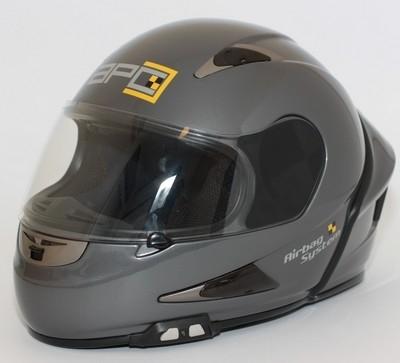 En direct du futur: le casque APC airbag arrive en France...