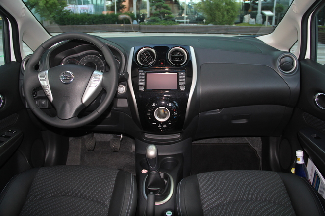 video nissan note