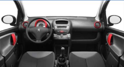 Nouvelle Peugeot 107 série spéciale 64®