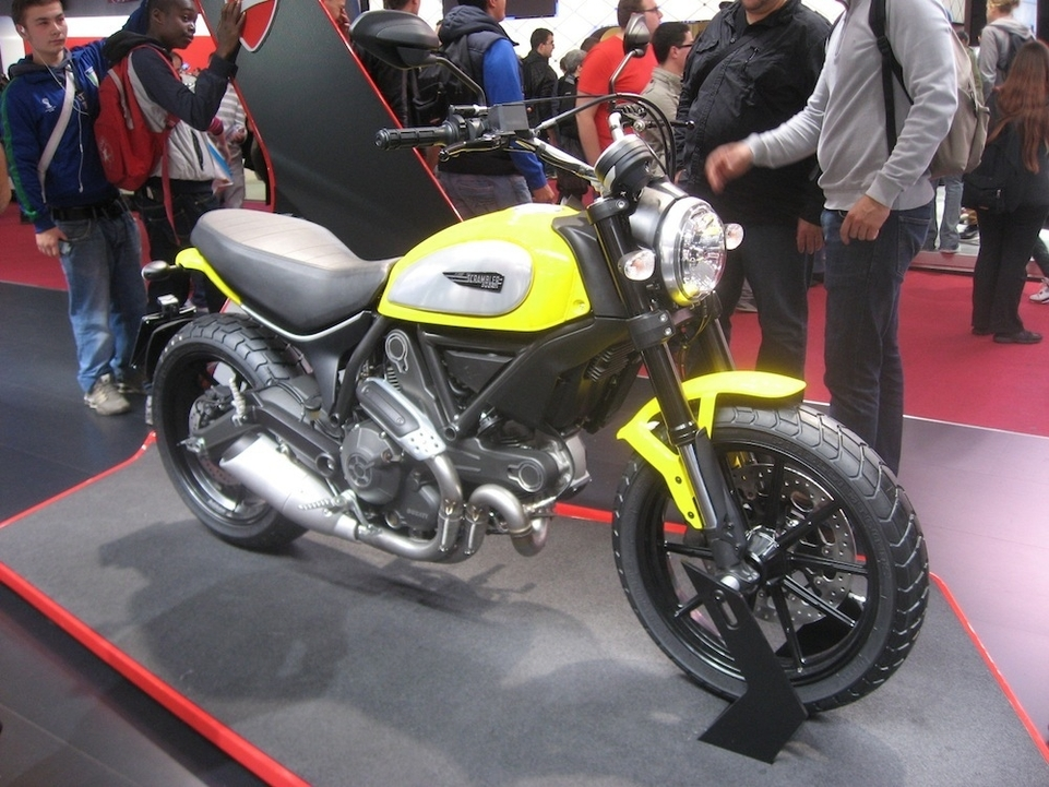 Ducati Scrambler 2015 : les tarifs dévoilés !