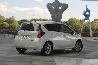 Nissan Note 2 : en avant-première, les photos de l'essai