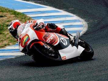 GP250 - Test Jerez D.1: Barbera est en pleine forme