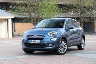 Fiat 500X 1.6 E-Torq 110 ch Lounge : 22 590 €