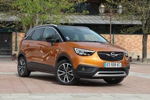 Opel Crossland X 1.2 T 110 ch Innovation : 21 400 €