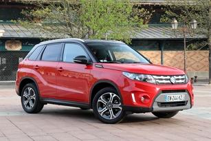 Suzuki Vitara 1.6 120 ch Pack : 21 390 €