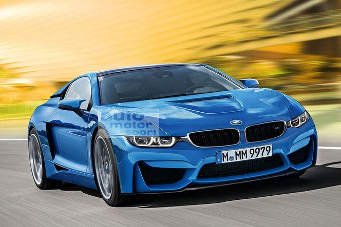 Pour ses 100 ans, BMW programme une i9