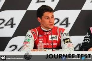 Loïc Duval - Dragon Racing