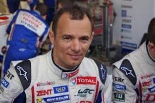 Stéphane Sarrazin - Venturi