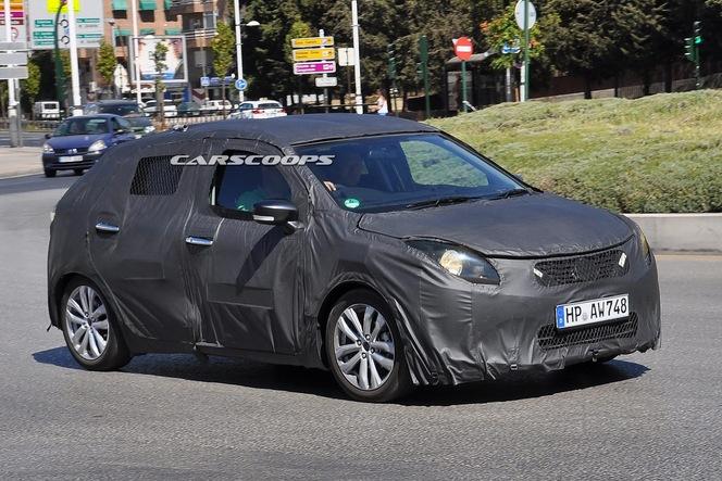 Surprise : une Suzuki mystérieuse