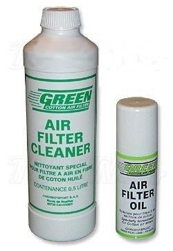 Green Filter fait aussi des kits nettoyants dont un au format motard.