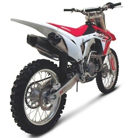 Termignoni aligne la Honda CRF 450 R, nouvelle version