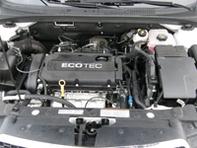 Essai - Chevrolet Cruze 1.8 LT: des pneus coréens qui posent problème