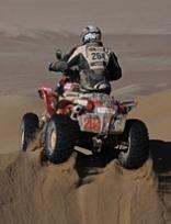 Dakar 2010 : quad, résumé de la semaine et changement au provisoire