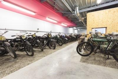 Un nouveau musée de la moto ancienne va ouvrir ses portes à Bantzenheim (68).