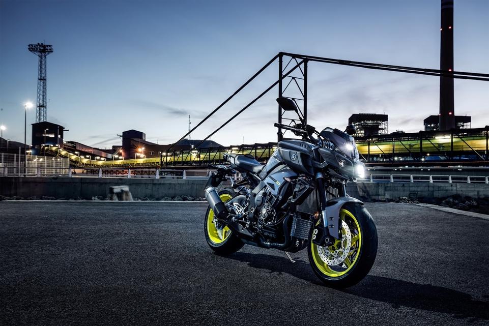 Essai Yamaha MT-10 2016 : un modèle unique