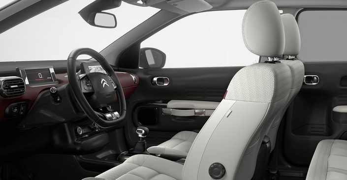 Quelle Citroën C4 Cactus (restylée) choisir?