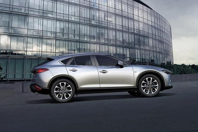 Mazda : le CX-4 officialisé pour la Chine