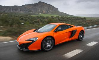 Voici la nouvelle et inattendue McLaren 625C