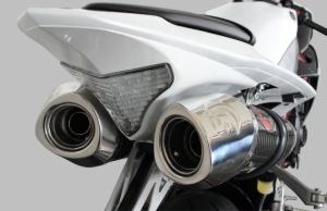 La Yamaha R1 2009 équipée par Scorpion