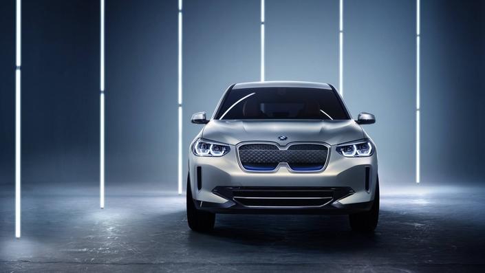 Salon de Pékin 2018 : le futur BMW X3 électrique en concept