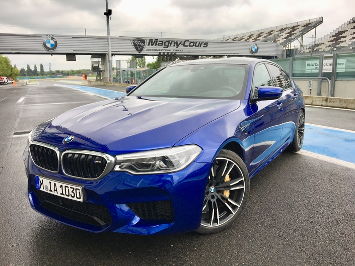 Essai vidéo – BMW M5 F90 (2018): des lois de la physique réécrites
