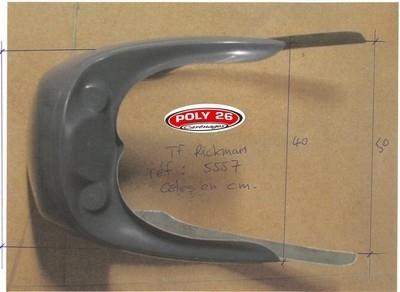 Nouveau : tête de fourche rétro chez Poly 26.