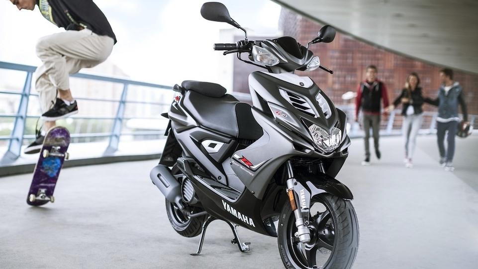 Yamaha/Scooters : les EC-03, Aerox 4 et Xenter disparaissent du catalogue