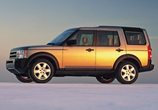 L'alternative en occasion : le Land Rover Discovery.