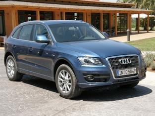 L'alternative en occasion: l'Audi Q5.