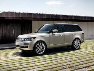 L'alternative en occasion: le Land Rover Range Rover.