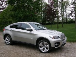 L'alternative en occasion: BMW X6.