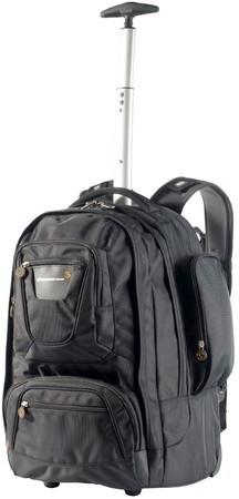 Cameron Rotor: sac à dos ou trolley?