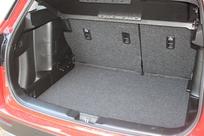 Le volume de coffre atteint 375 litres