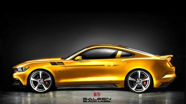 Rapid'news - Mercedes, Saleen et Volkswagen au menu...