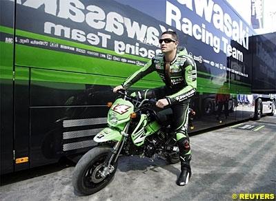 Moto GP: Chine: Randy, gonflé à bloc