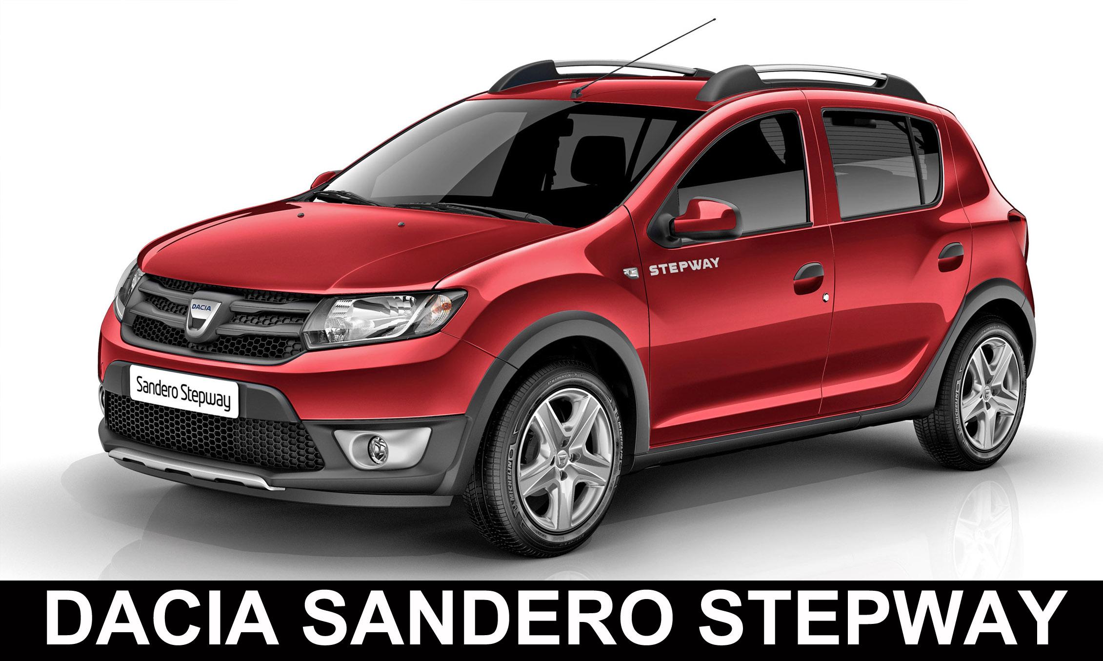 Prix Dacia Sandero Stepway Prestige : quelle dacia sandero choisir ~ Gottalentnigeria.com Avis de Voitures