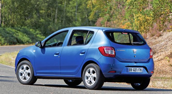Quelle Dacia Sandero choisir ?